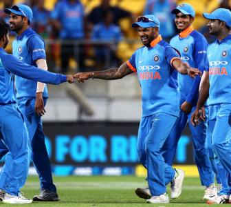 India rise to 2nd in ODI rankings; Kohli, Bumrah stay top