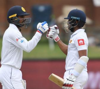 Sri Lanka record historic series win in South Africa