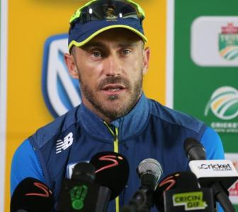 Du Plessis not happy with point distribution in in WTC