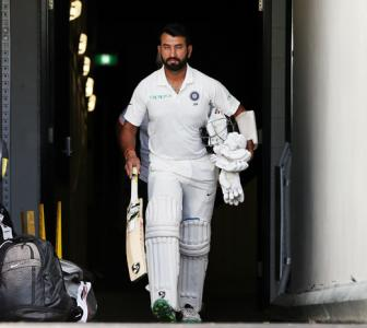 Exclusive! Cheteshwar is not normal says his dad