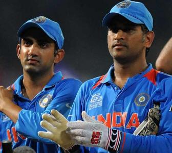 Gambhir, Irfan recall when Dhoni lost his temper