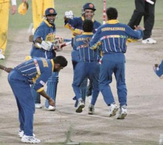 Sri Lanka: Champs once; runners up twice