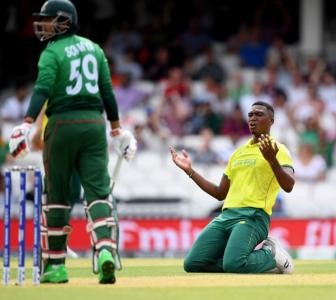 World Cup: Big blow for SA ahead of India game