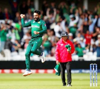 Hafeez tests negative, after being declared COVID +ve