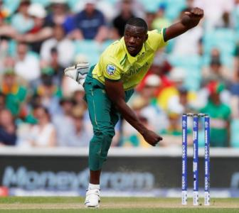 Injury puts Rabada out of India tour, Australia ODIs