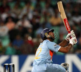 How sledging provoked Yuvi to hit 6 sixes in an over