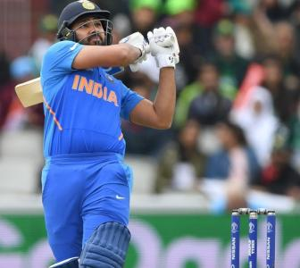 World Cup 2019: Rohit Sharma Most Valuable Player