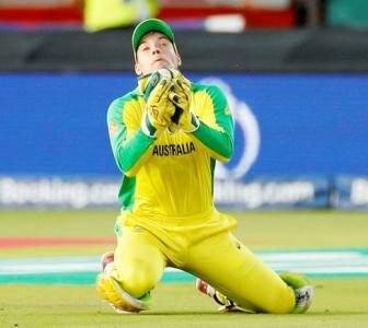 Carey coming of age with bat and wicketkeeping