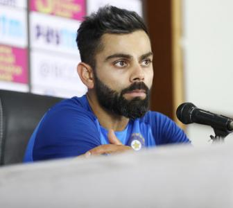 Kohli continues to voice support for KL Rahul