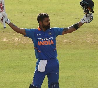 India-Aus series: Who beat Kohli to MVP spot?