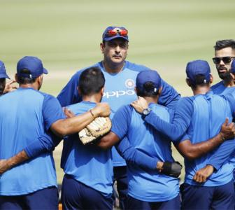 Ganguly picks his India squad for World Cup
