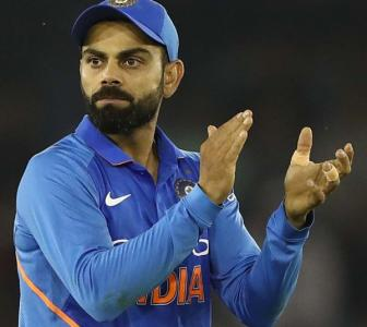 Kohli could be rested from T20Is against Bangladesh