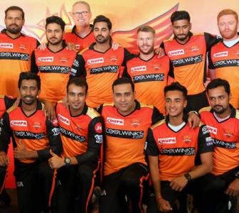Know your IPL Team: Sunrisers Hyderabad