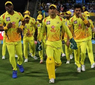 CSK to donate proceeds from IPL opener to Pulwama martyrs' families