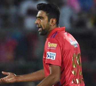 Ashwin's actions speak for him: RR coach lashes out