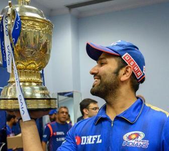 Secret of MI captain Rohit's IPL success is out...