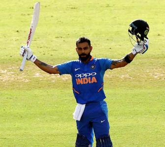 Kohli alone can't win India the World Cup, says Sachin