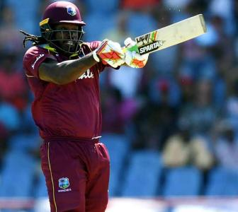 Windies bank on Gayle storm to blow away rivals
