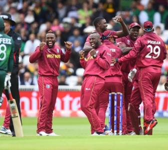 Beware the West Indies!