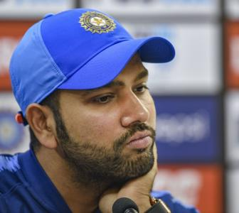 Rohit turns philosopher ahead of Delhi T20