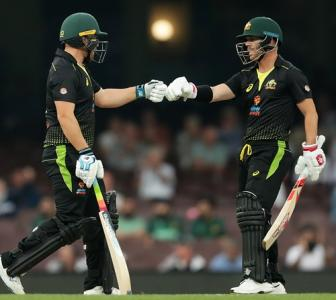 Aus frustrated as rain ruins Pak T20 series opener
