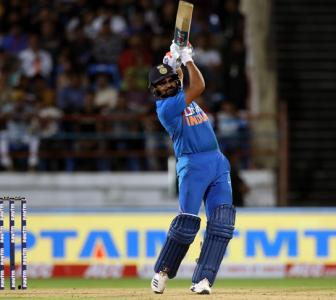 'It is really hard to stop Rohit'