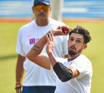 We are right at the top: Kohli lauds Indian pacers