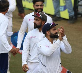 How Team India is preparing for pink-ball Test