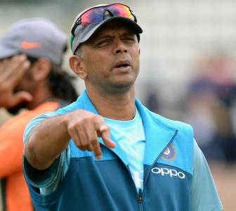 Dravid lists challenges of cricket in bio-secure space