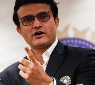 Why Ganguly will be 'very suitable' candidate for ICC