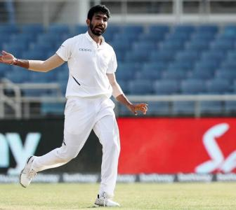 Injured Bumrah ruled out of South Africa Tests