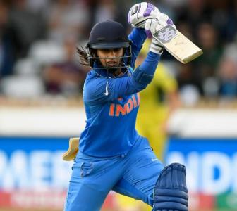 'Mithali has taken the women's game to another level'