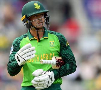 Quinton de Kock named CSA's Cricketer of the Year