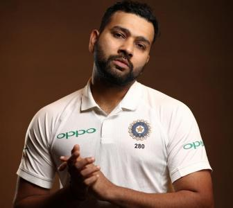 'Best opportunity to try out Rohit as Test opener'