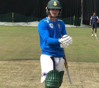 Captaincy a stepping stone in my career, says de Kock