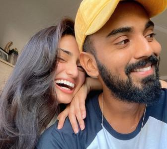 Athiya Shetty's super cute birthday wish for KL Rahul