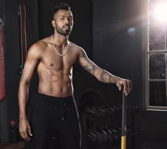 Check out Hardik Pandya's swag!