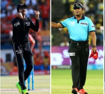Umpires dole out essentials to aid scorers, groundsmen