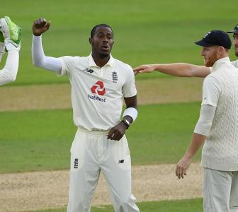 PHOTOS: England vs Pakistan, 1st Test