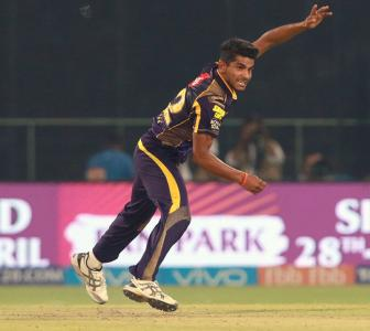 IPL postponement 'blessing in disguse' for KKR's Mavi