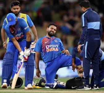 Injured Rohit out of India's tour of NZ: BCCI source