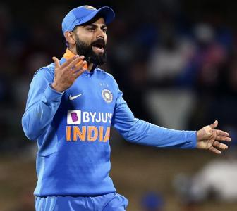 Captain Kohli on what went wrong for India in 1st ODI