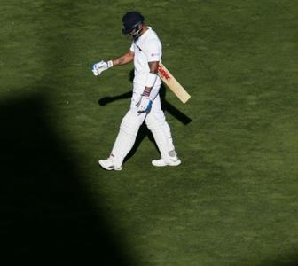 Virat Kohli's flop show continues in New Zealand