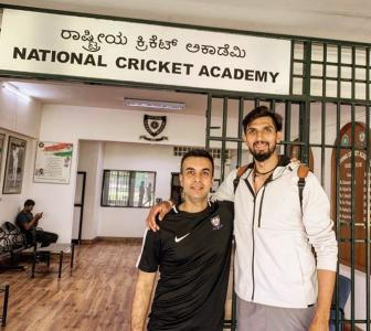NCA physio faces heat after Ishant injury