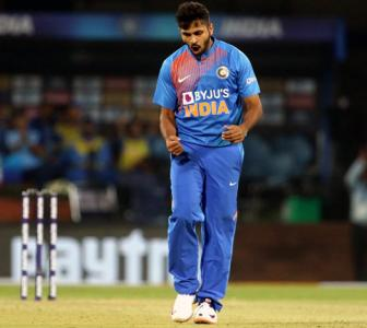 Thakur impresses on comeback in T20Is