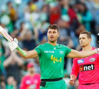 Marcus Stoinis blasts record BBL score!