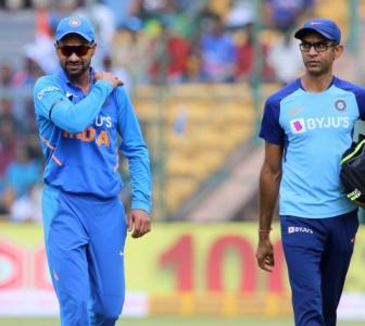 Double injury blow for India ahead of New Zealand tour