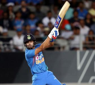 How India's new No 4 Iyer learnt the art of chasing