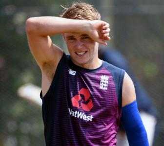 Unwell Sam Curran undergoes COVID-19 test