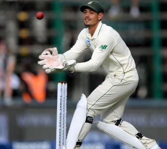 Test captaincy just too much for me to handle: De Kock